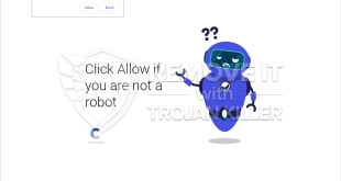 How to remove Check-you-robot.site pup-ups
