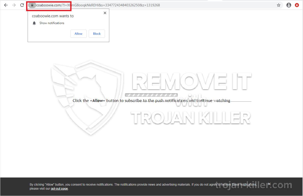 Coaboowie.com virus