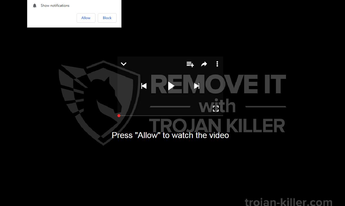 Trustedpush.com virus