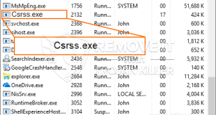 Csrss.exe Miner Virus – How to Remove It