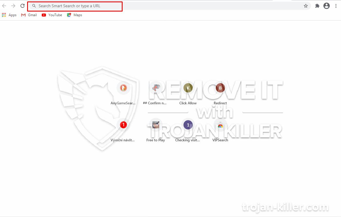 Instantsafeweb.com 바이러스