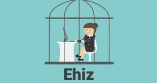 Fjern Ehiz Virus Ransomware (+File Recovery)