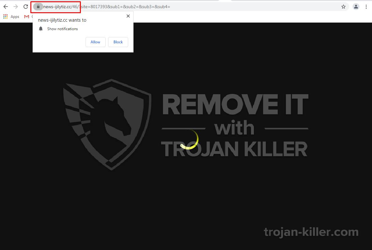 News-ijilytiz.cc virus