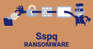 Entfernen Sie Sspq Virus Ransomware (+Wiederherstellung von Dateien)