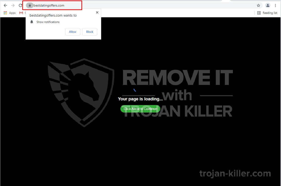 Bestdatingoffers.com-Virus