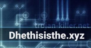 Eliminar Dhethisisthe.xyz Mostrar notificaciones
