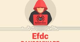 Quitar Efdc Virus Ransomware (+Recuperación de archivo)