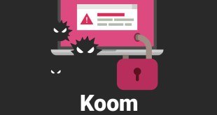 Quitar Koom Virus Ransomware (+Recuperación de archivo)