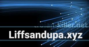 Remover Liffsandupa.xyz Mostrar notificações
