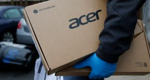 Desorden stole 60 GB data from Acer