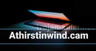 Eliminar Athirstinwind.cam Mostrar notificaciones