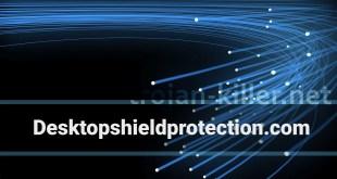 Fjern Desktopshieldprotection.com Vis varsler