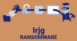 Irjg Virus Ransomware verwijderen (+Bestandherstel)