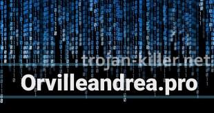 Verwijder Orvilleandrea.pro Toon meldingen