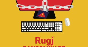 Fjern Rugj Virus Ransomware (+File Recovery)