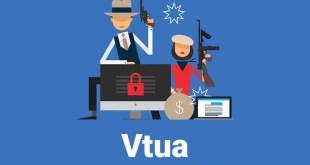 Vtua Virus Ransomware verwijderen (+Bestandherstel)