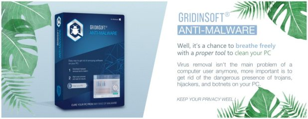 Hent GridinSoft Anti-Malware
