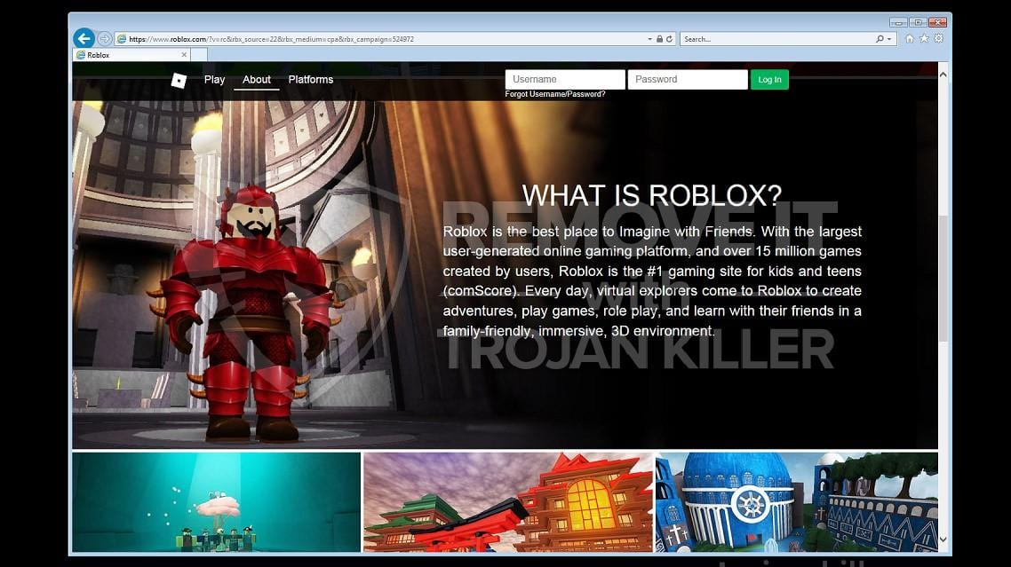 Robloxcom Game Alerts Removal Instructions Roblox Online Game