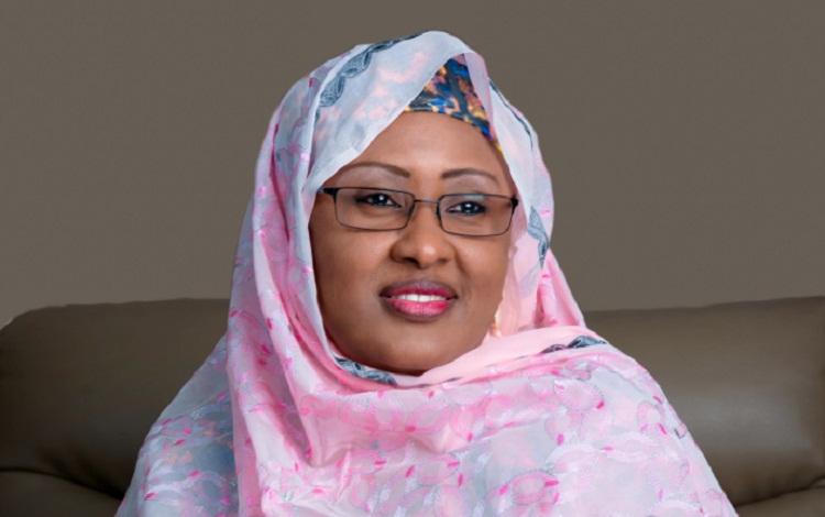 Aisha Buhari Persuades private sector to partner with FG