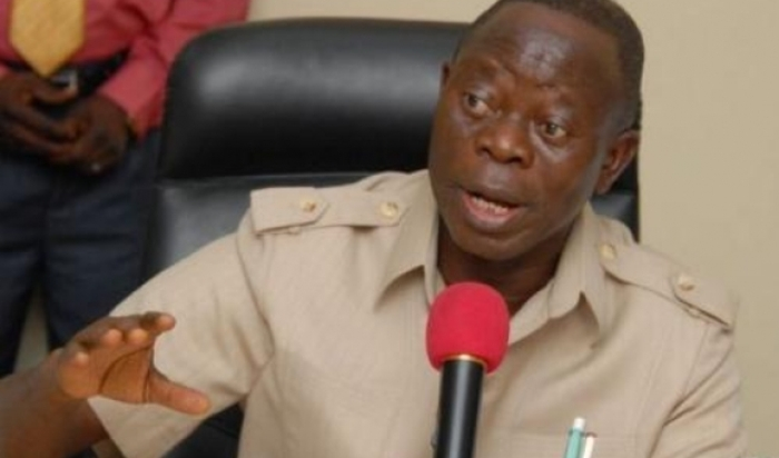 Obasanjo planning to rule by proxy says Oshiomhole