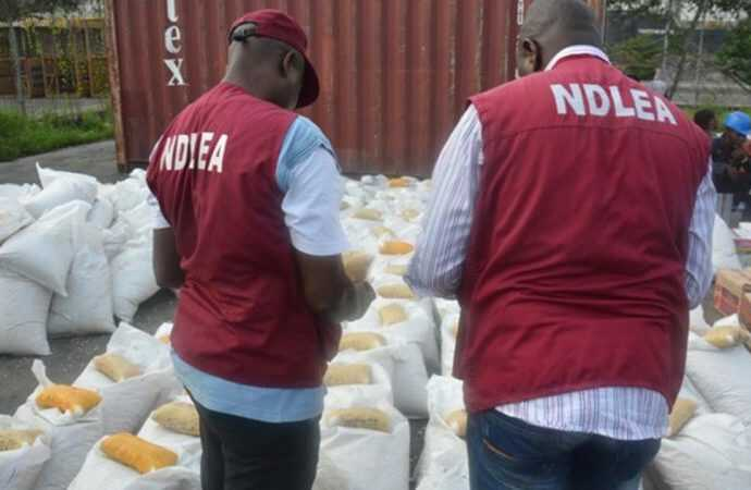 Man Excretes 68 Wraps Of Heroin At Lagos Airport