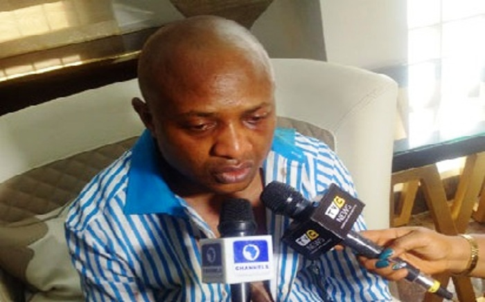 Evans: police hid me from Falana in toilet