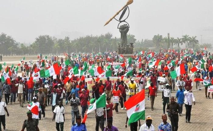 2019: Nigerian workers should bargain with N30,000 minimum wage – TMG
