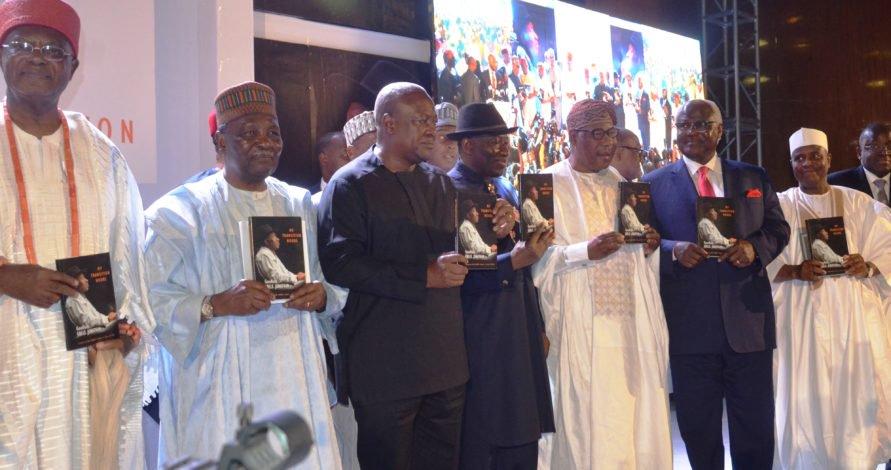 Book launch: You will rise again, Buhari tells Jonathan