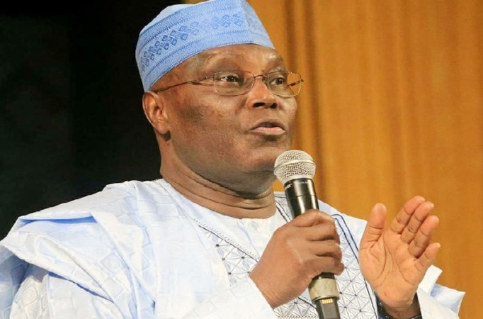 Don't lose hope, Atiku tell Nigerians in New Year message