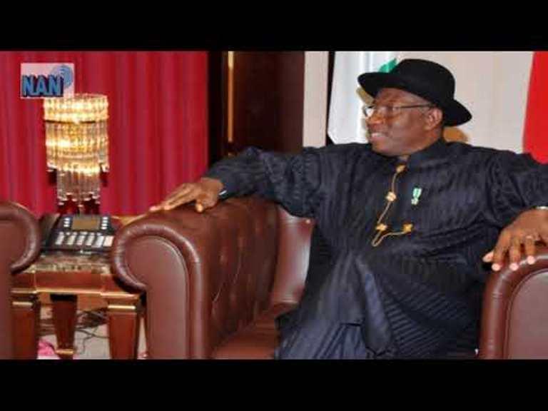 Buhari urges young Nigerians to emulate Jonathan