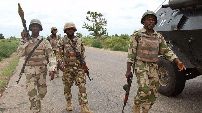 Army denies closing Maiduguri-Monguno road