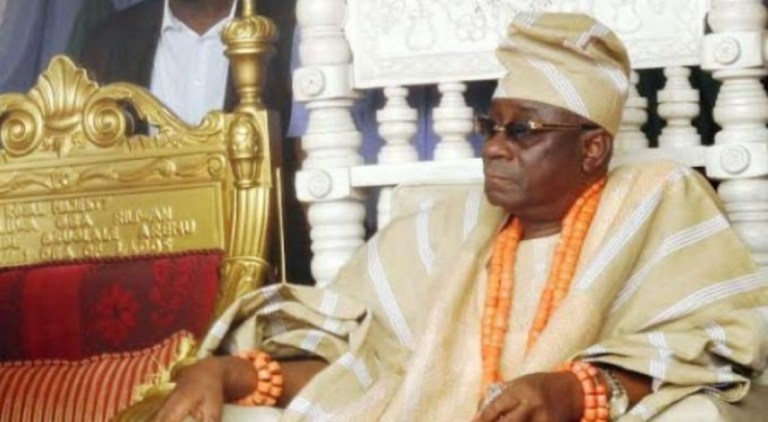 God will not allow any other party in Lagos except APC – Oba Akiolu