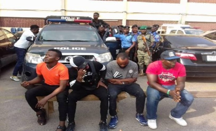 BREAKING: Police arraign 'Small Doctor' for unlawful possession of firearms