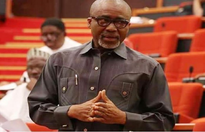 Abaribe Emerges Minority Leader Of 9th Senate