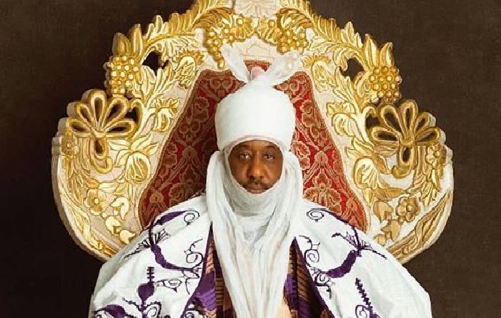Kano anti-graft agency recommends Sanusi's suspension