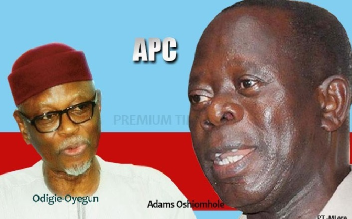 APC attacks ex-Chairman Oyegun, speaks on election losses