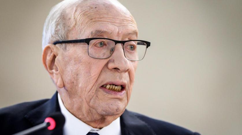 Breaking: President Essebsi of TunIsia dies