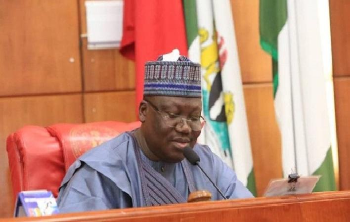 Nigeria Senate President In Support Of 'Repentant' Boko Haram Members Recruitment Into The Military