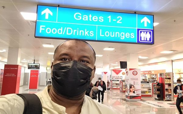 Ganduje's Former Aide Says 'Goodbye' To Nigeria