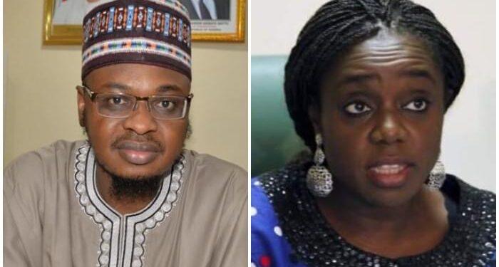 Buhari didn't stand with Kemi Adeosun but quick to defend Pantami — Nigerians lambast Presidency