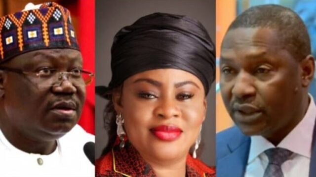 Revealed: How Stella Oduah Plots With Senate President, AGF To Scuttle Her Ongoing N9.4billion Fraud Trial