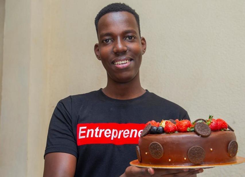 Covid-19 Lockdown Offers Opportunity To Rwandan Student's Online Bakery