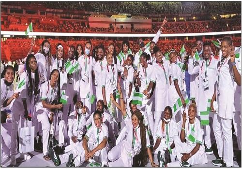 Tokyo 2020 Olympics: Nigeria's Poor Performance, Establishment of Fed. University of Sports, Panacea- Ihonvbere