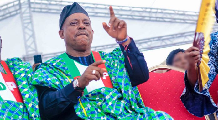 Secondus To Udo Okoye: Obey Your Sponsors And Leave Me Alone