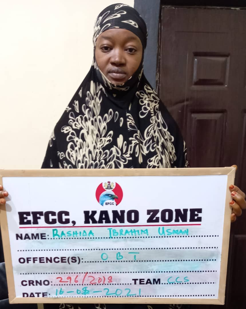 EFCC Arraigns Woman For N13m Investment Fraud