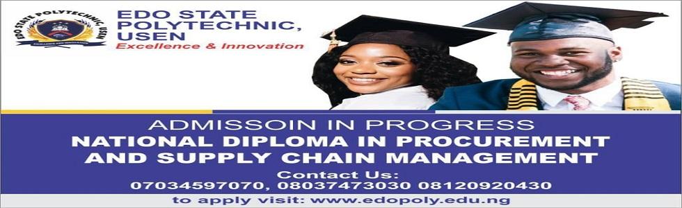 Advert - Edo Polytechnic