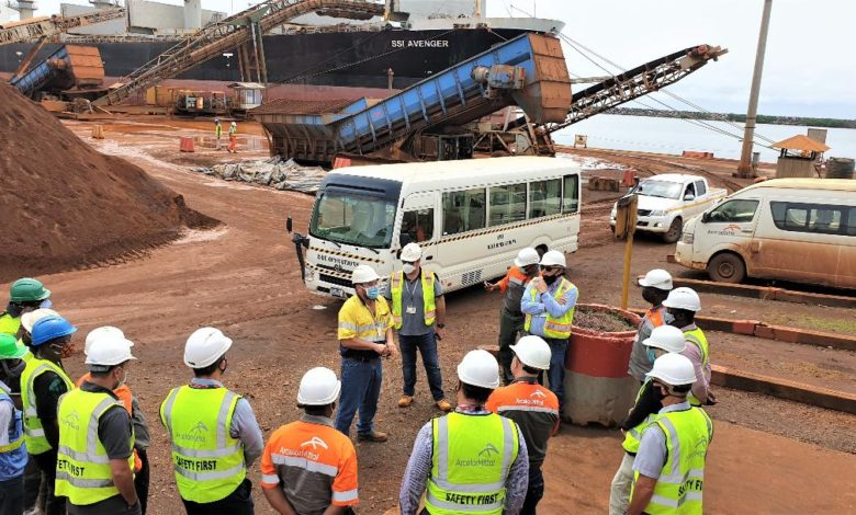 ArcelorMittal Invests $800m In Liberia