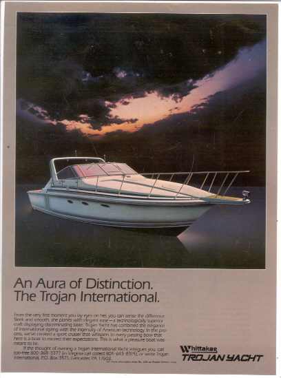 Trojan Aura of Distinction