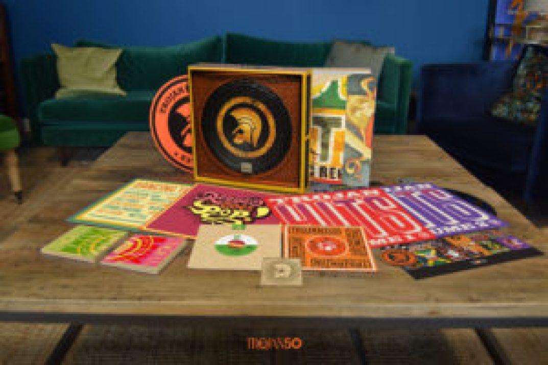 trojan 50 box set out now trojan records