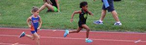 Trojan Track Club 50m Sprint